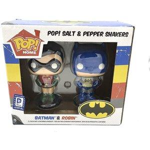 Justice League Batman & Robin - Peper- en Zoutstel