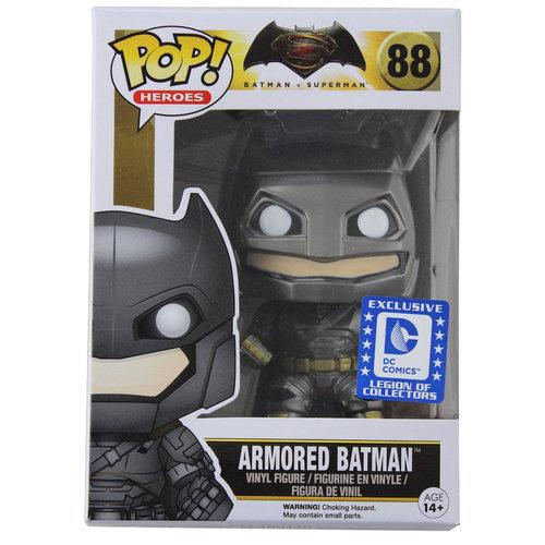 DC Comics Funko Pop - Armored Batman - No 88