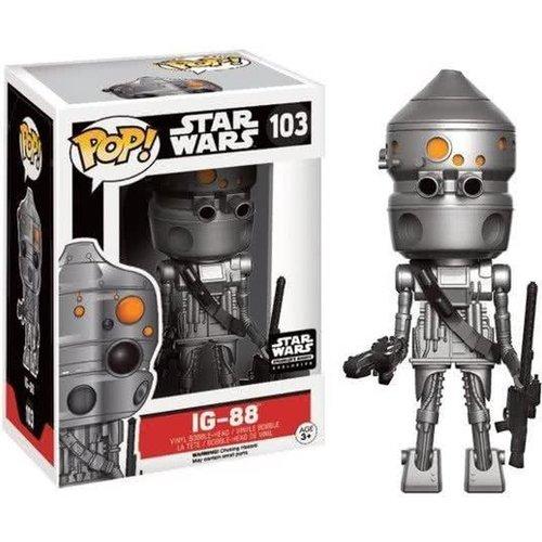 Star Wars Funko Pop - IG-88 - No 103