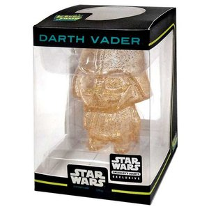 Star Wars Funko Hikari - Darth Vader Gold - Smuggler's Bounty Exclusive