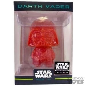 Disney Funko Hikari - Darth Vader Red - Smuggler's Bounty Exclusive