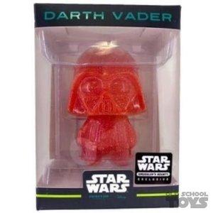 Star Wars Funko Hikari - Darth Vader Red - Smuggler's Bounty Exclusive