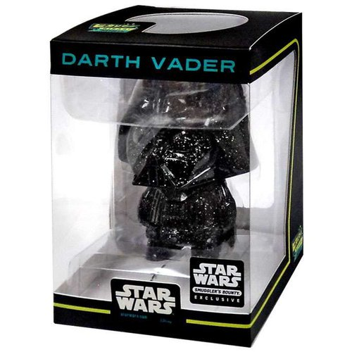 Disney Funko Hikari - Darth Vader Black - Smuggler's Bounty Exclusive