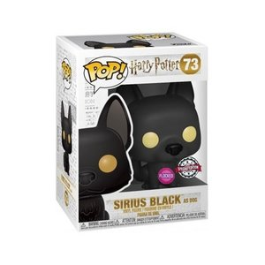 Harry Potter Funko Pop - Sirius Black-as dog-No 73 (limited edition)