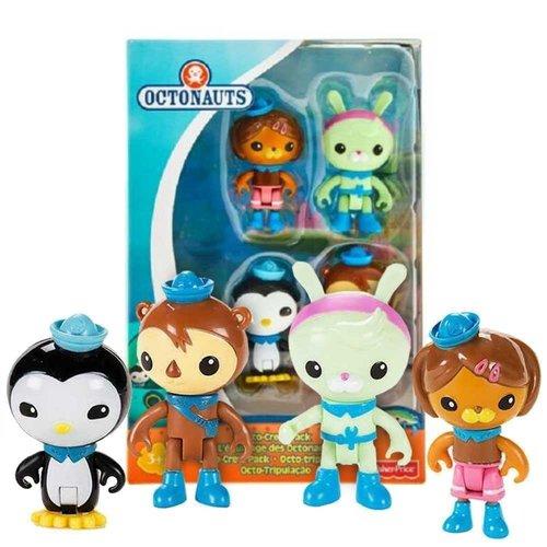 Octonauts Octo-Crew Pack