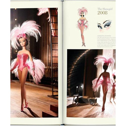 Barbie 10 Years: Barbie Fashion Model Collection Book - SALE