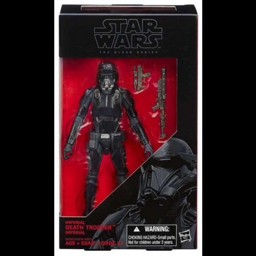 Star Wars The Black Series - Imperial Death Trooper