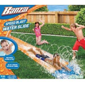 Banzai Speed Blast Water Slide - SALE