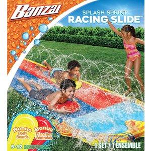 Banzai Speed Blast 2 persons Water Slide - SALE