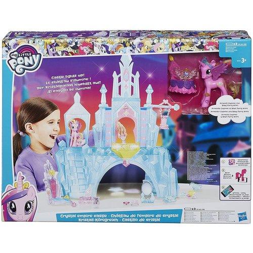 My Little Pony Crystal Empire Kasteel - SALE