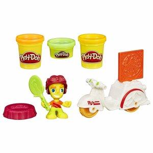 Play-Doh Pizza Bezorger