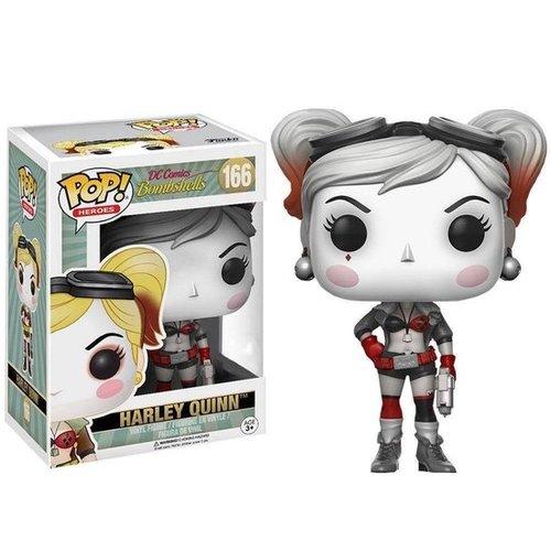 DC Bombshells Funko Pop - Harley Quinn - No 166
