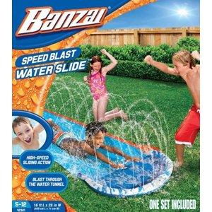 Banzai Speed Blast Waterglijbaan