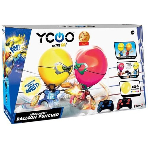 YCOO Robo Kombat - Balloon Puncher