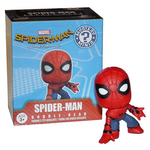 Spider- Man Funko Mystery Minis - Spider-man