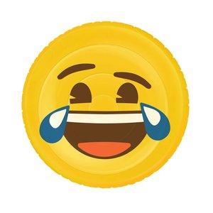 Emoji XL Inflatable Bed - LOL - SALE