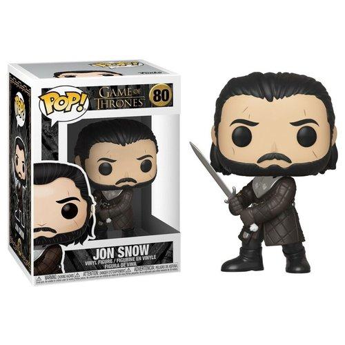 Game of Thrones Funko Pop - Jon Snow - No. 80