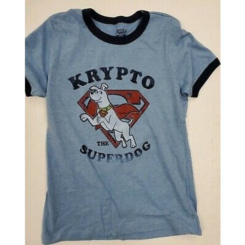 DC Comics Krypto The Superdog T-Shirt