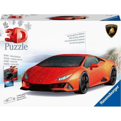 Puzzel 3D Puzzel - Lamborghini Huracan Evo