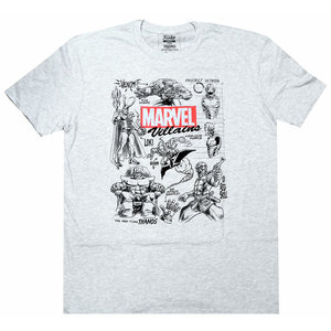 Marvel Marvel Villains T-Shirt
