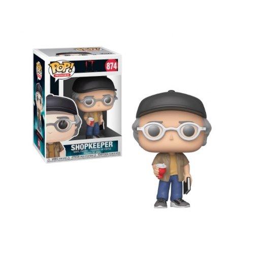 It Funko Pop - Shopkeeper - No 874