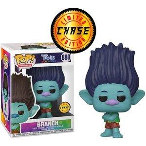 Trolls Funko Pop - Branch  - No 880 - Chase