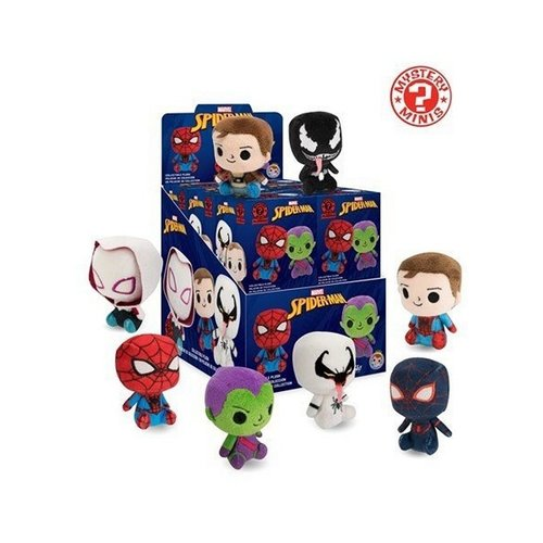Spider- Man Funko Mystery Minis Plushies - Spider-man