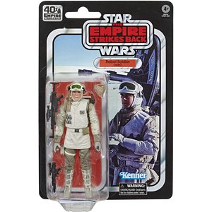 Star Wars The Empire Strikes Back 40th Anniversary - Rebel Soldier (Hoth)
