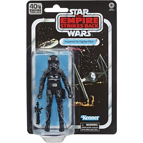 Star Wars The Empire Strikes Back 40th Anniversary - Imperial Tie Fighter Pilot