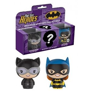 DC Comics Funko -  Pint Size Heroes - Mystery Collectible Catwoman/Batgirl Pack - SALE
