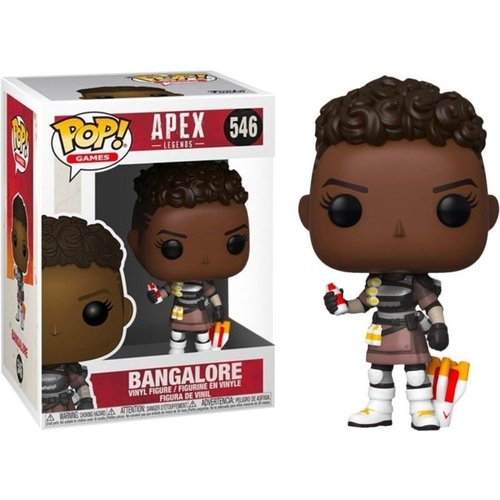 Apex Legends Funko Pop - Bangalore - No 546