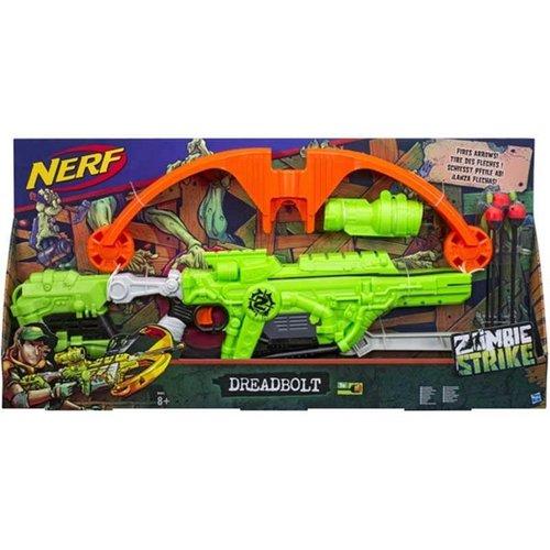Nerf Zombie Strike - Dreadbolt - SALE