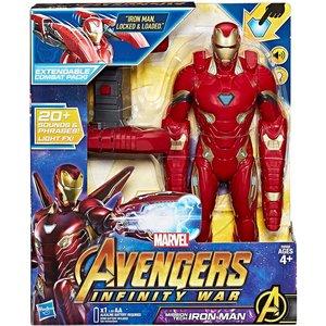 Marvel Mission Tech Iron Man