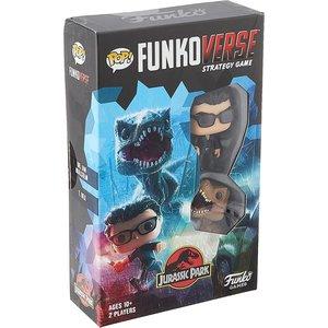 Jurassic Park Funko Games - Funko Verse - Jurassic Park Bordspel * Engelse Versie *