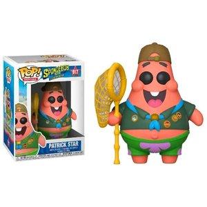 Spongebob Funko Pop - Patrick Star in Camping Gear - No 917