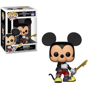 Kingdom Hearts Funko Pop - Mickey - No 489