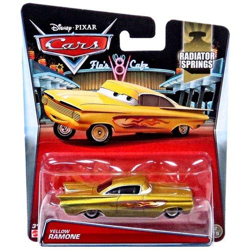 Disney Cars Yellow Ramone - Radiator Springs