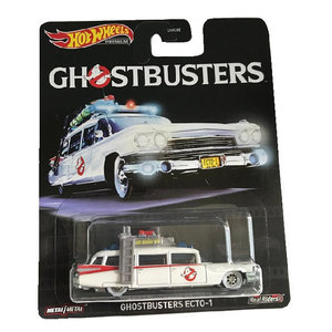 Hot Wheels Ecto-1-Ghostbusters Car
