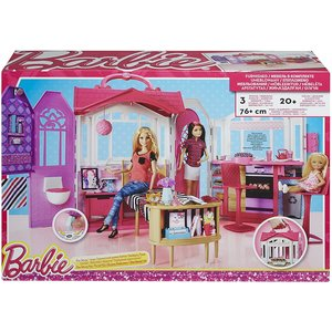Barbie Glam Vakantiehuis