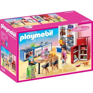 Playmobil 70206 - Dollhouse leefkeuken