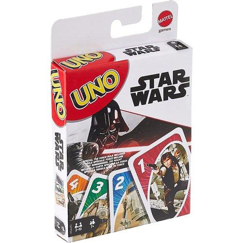 Uno Uno kaartspel - Star Wars
