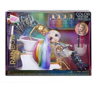 Rainbow High Rainbow High Salon Playset Doll Hair Styling Set