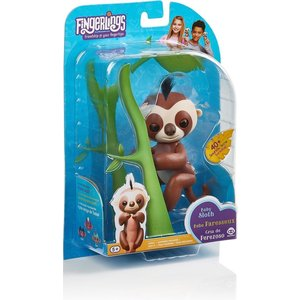 Fingerlings Baby Sloth Kingsley