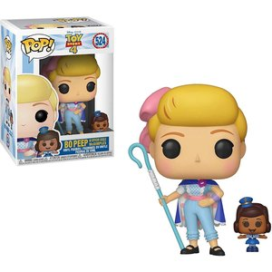 Toy Story Funko Pop - Bo Peep with Officer Giggle McDimples - No. 524 - SALE