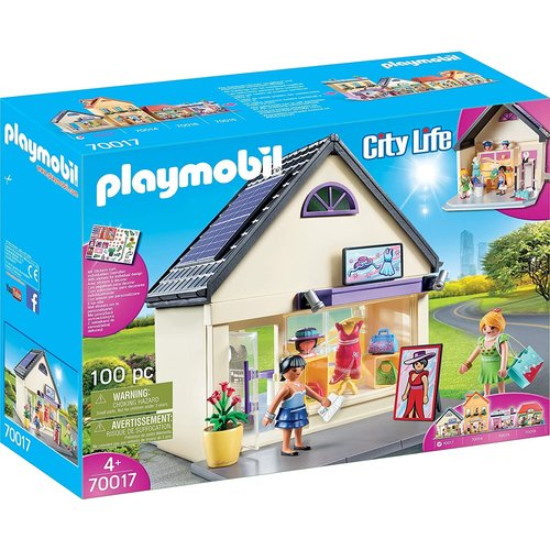 Playmobil City Life - 70017 - Mijn Modehuis - SALE