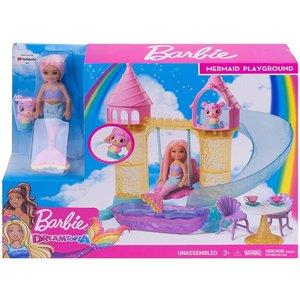 Barbie Dreamtopia - Chelsea Mermaid Playground Playset