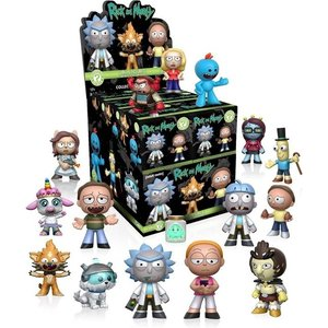 Rick And Morty Funko Mystery Minis - Rick & Morty