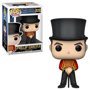 The Greatest Showman Funko Pop - Phillip Carlyle - No 828 - SALE