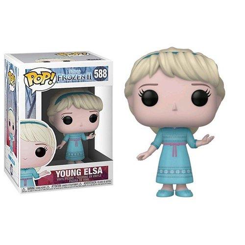 Disney Frozen Funko Pop - Young Elsa -  No 588