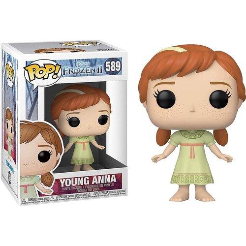 Disney Frozen Funko Pop - Young Anna -  No 589